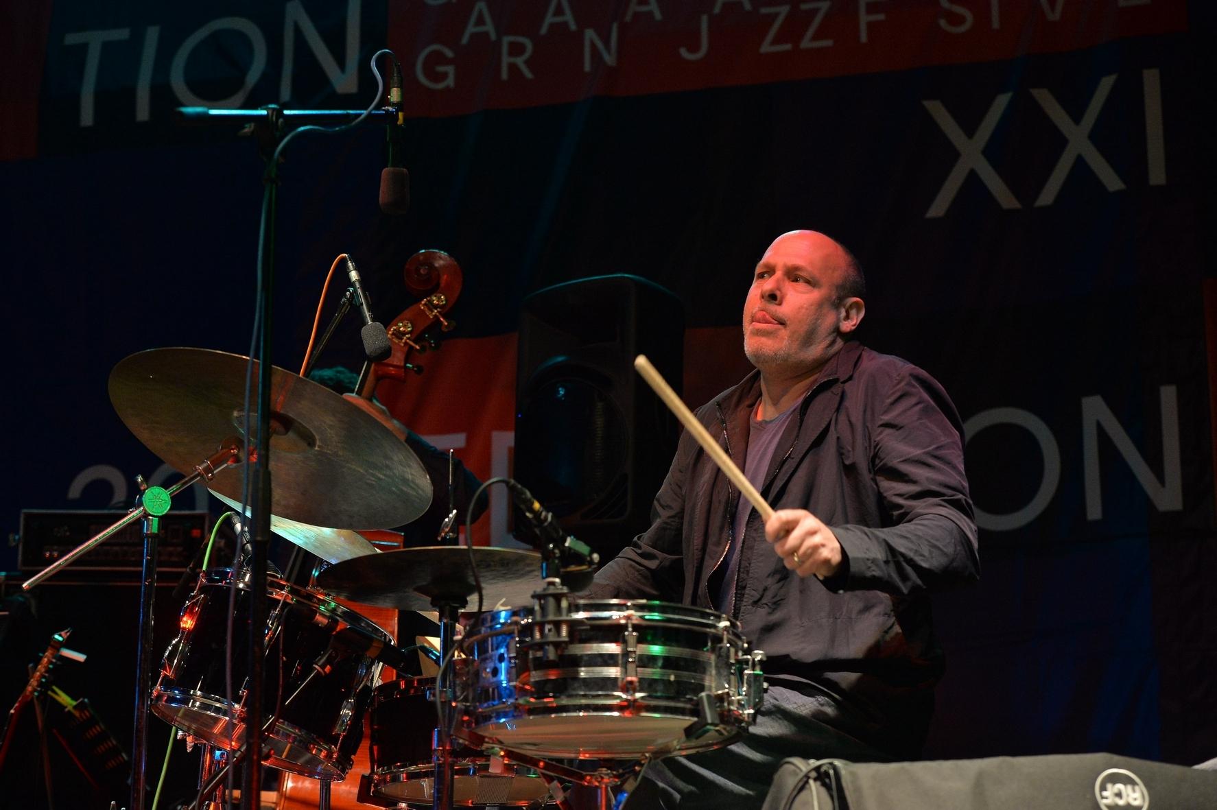 Jeff Ballard at Garana Jazz Festival 2017