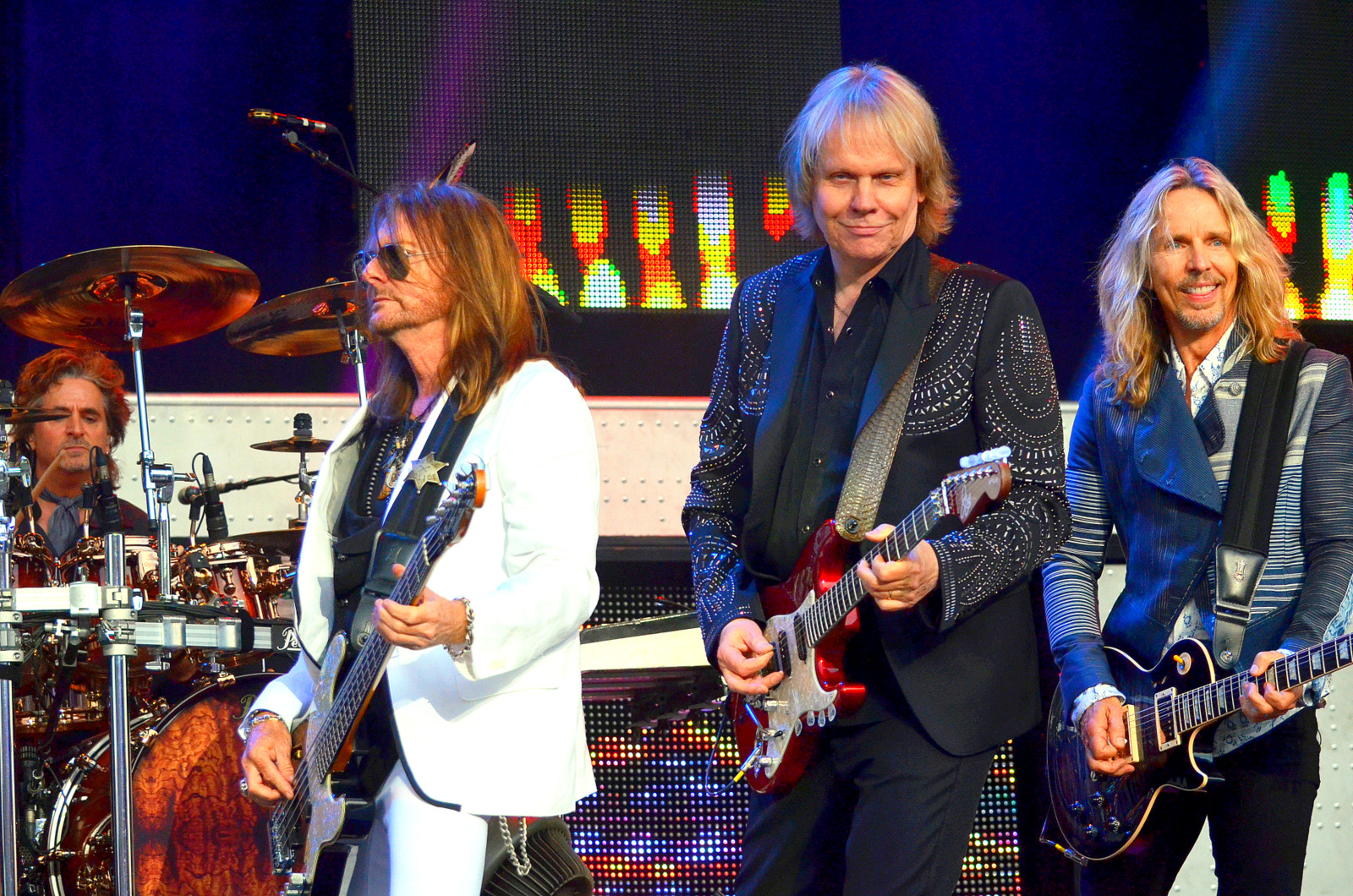 Don Felder Styx Foreigner Tour