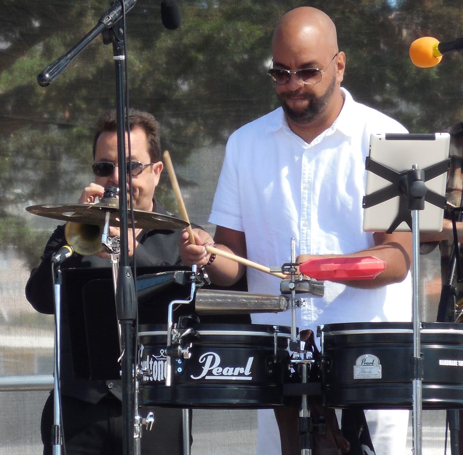 Brian Andres and the Afro-Cuban Jazz Cartel