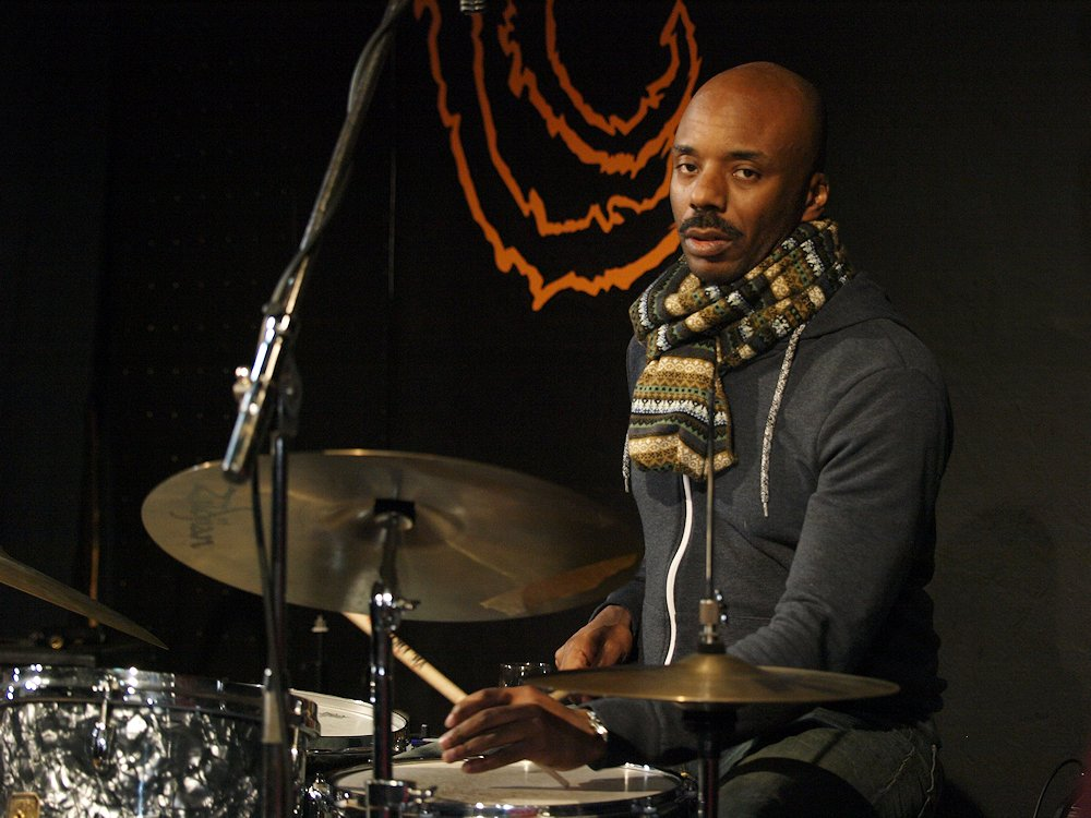 Chad Taylor - Chicago Underground Duo - Area Sismica - Italy - 27.01.2013