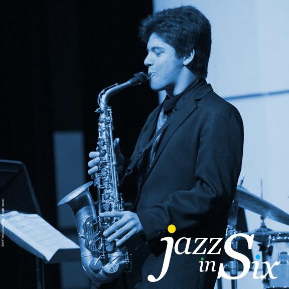 Alex lacy of jazz in six