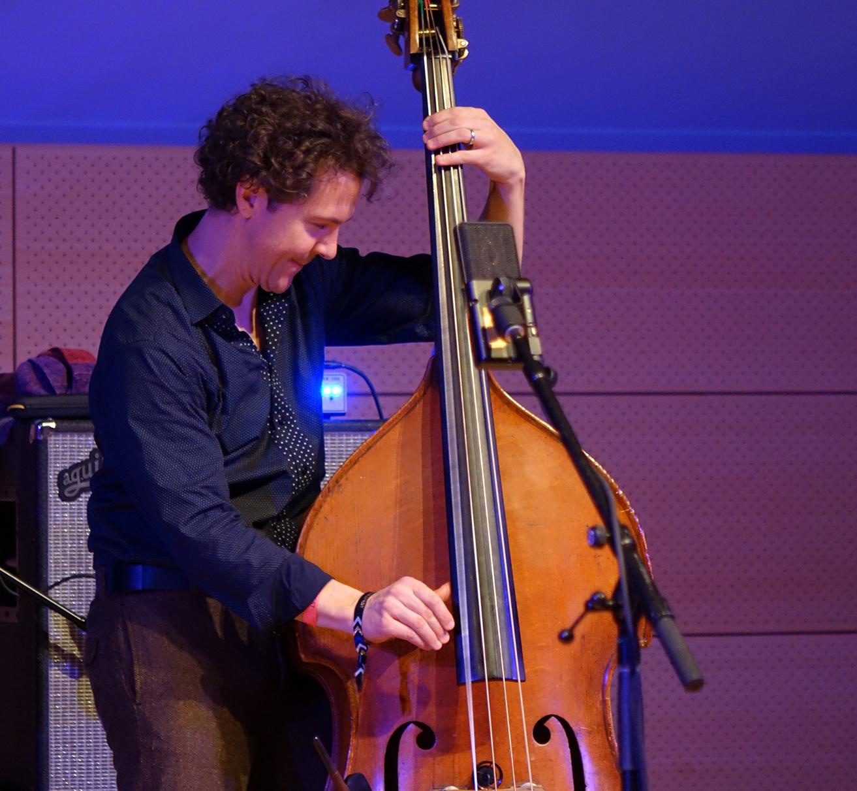 Stephan Crump at NYC Winter JazzFest 2016