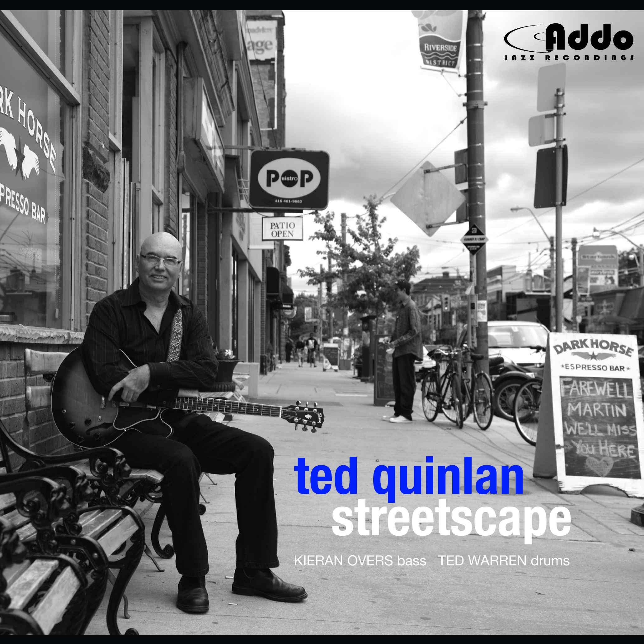 Ted Quinlan - Streetscape