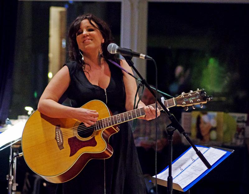 Sarah Gillespie, Sarah Gillespie Quintet