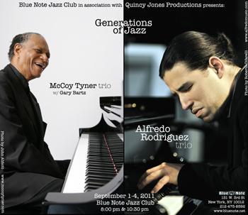 McCoy Tyner Trio with Gary Bartz