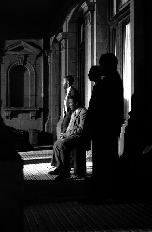 Nicholas Payton (Sentado). San Sebastin (Spain), 1992