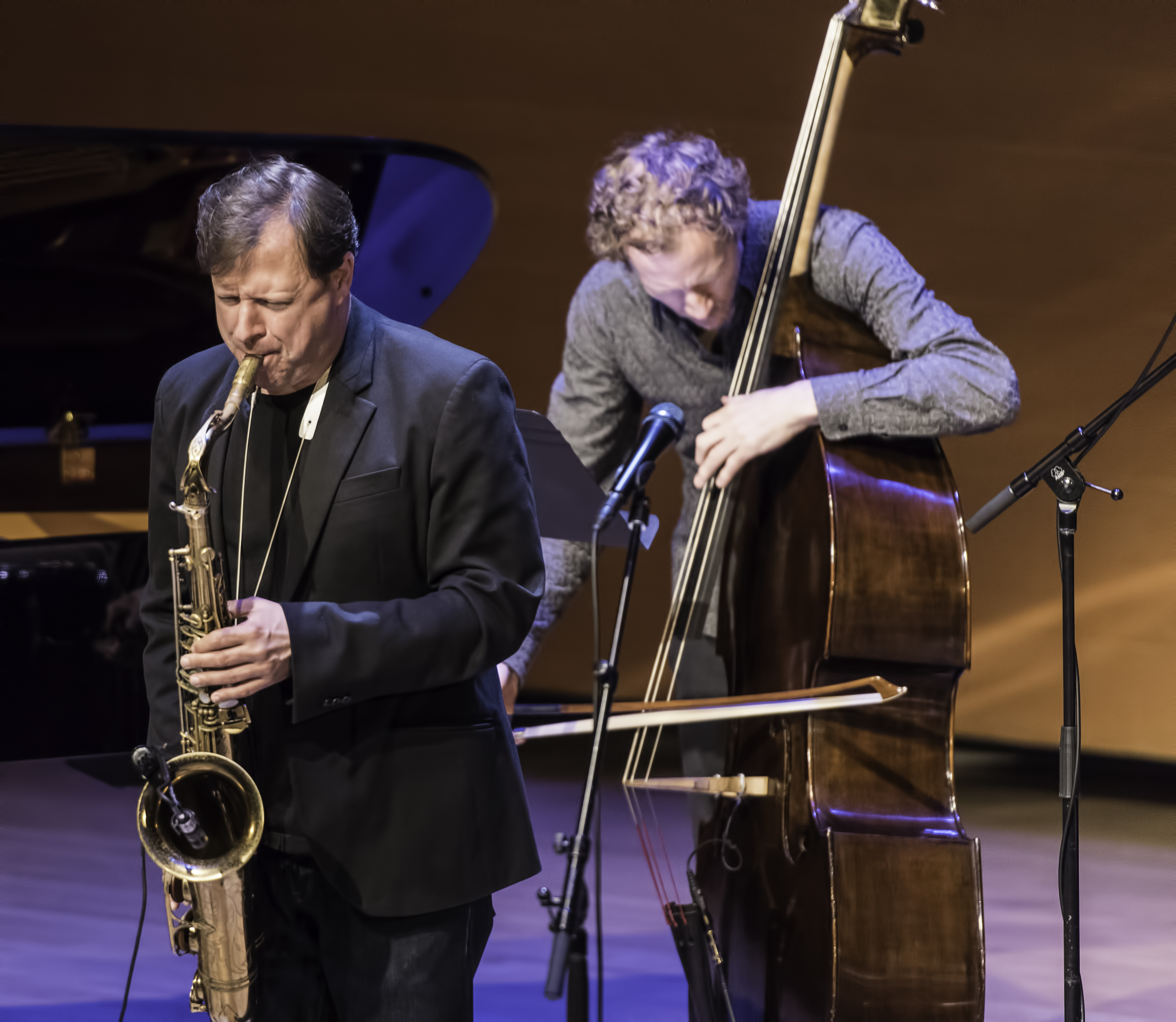 Chris Potter And Ben Street With Quartet At The Musical Instrument Museum (mim) In Phoenix