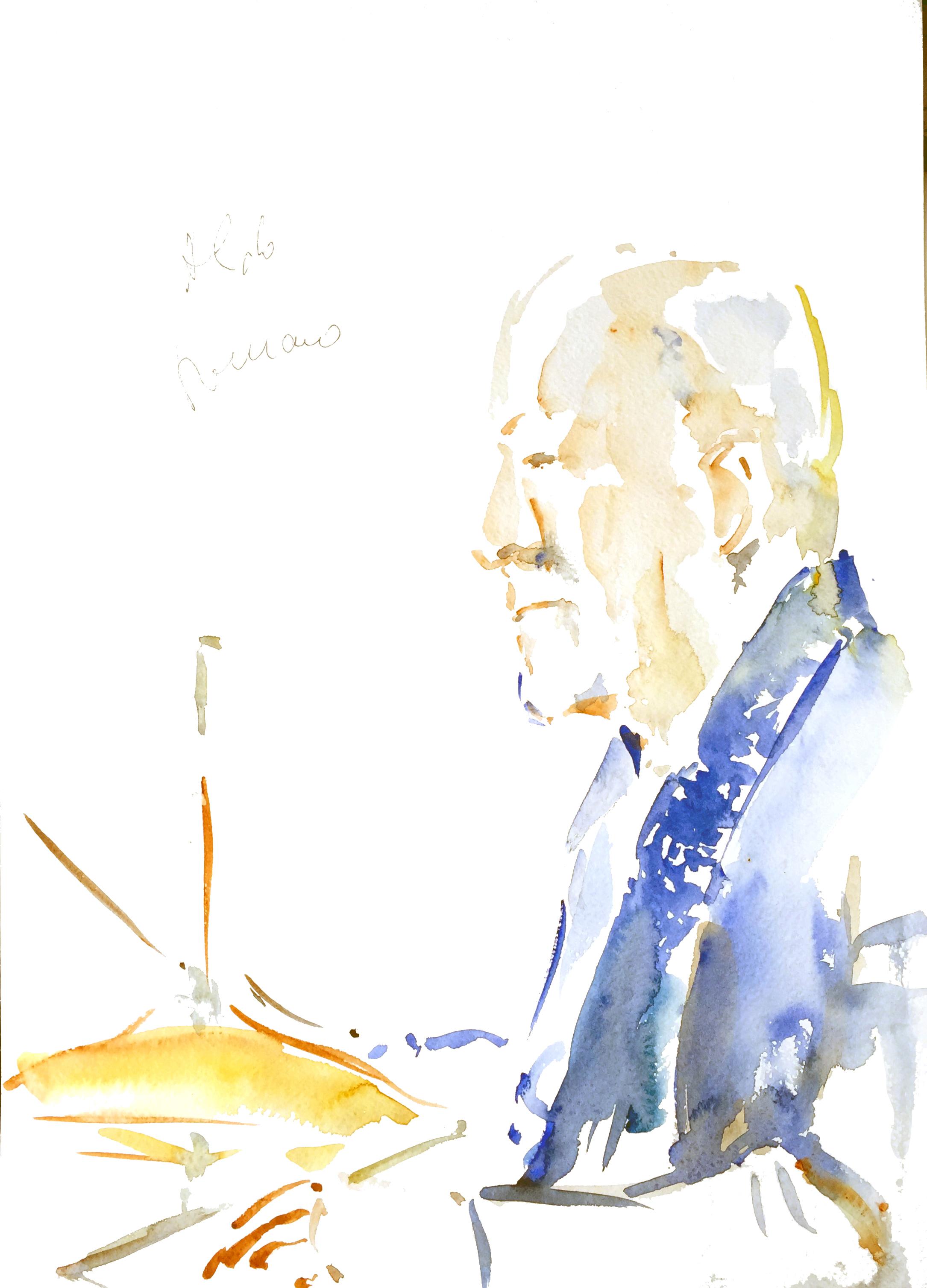 Aldo Romano - Palatino
