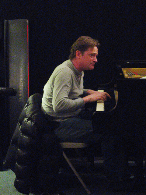Bill Carrothers with Kevin Tkacz Trio - Center for Improvisational Music 2007