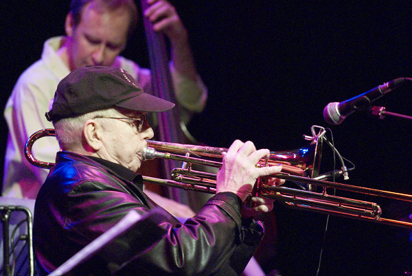 Bob Brookmeyer in Concert