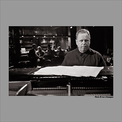 Kenny Werner, Music Village, Brussels, Belgium, March 2002