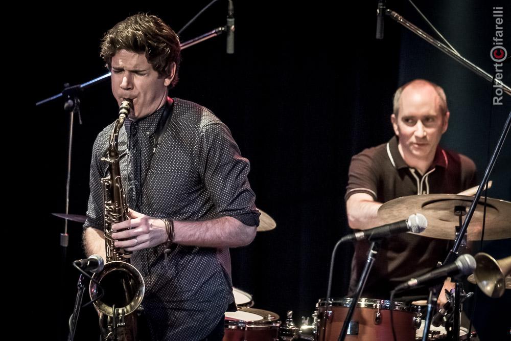 Ben Wendel, Bluenote, Milan, Jazzmi festival