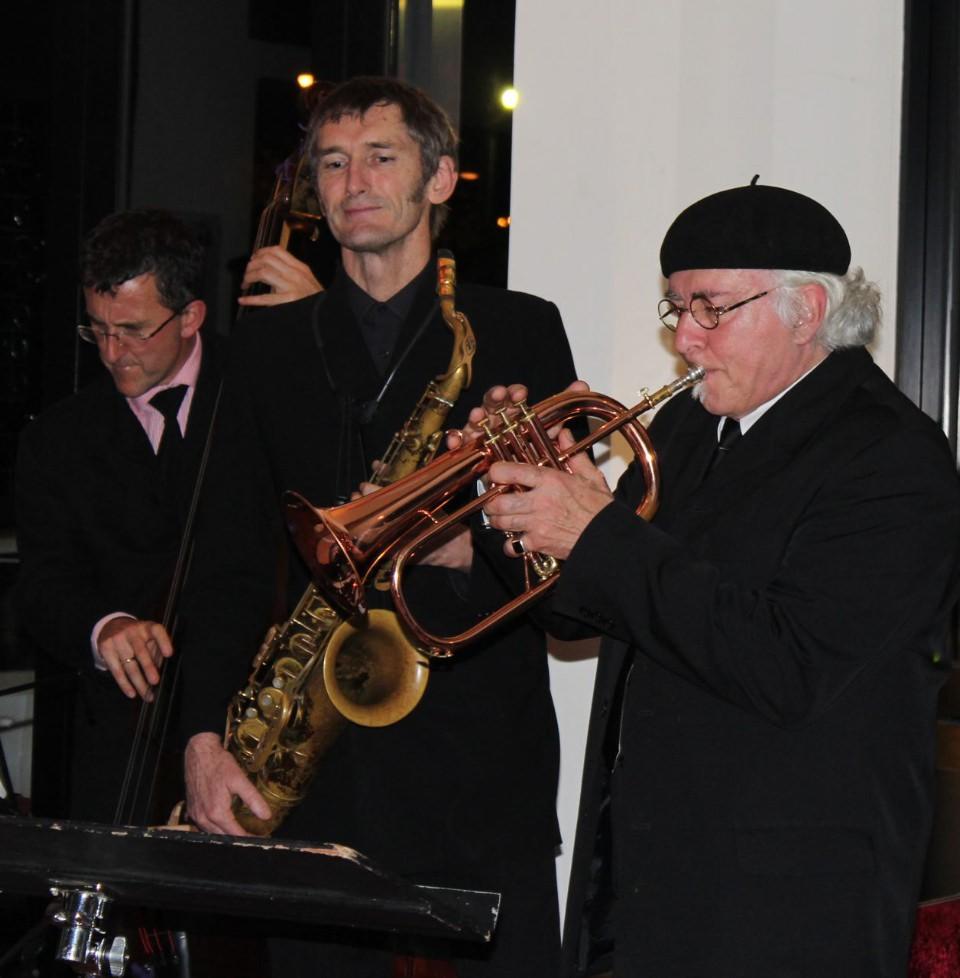 John Montesante, Ben Robertson, Tony Hicks