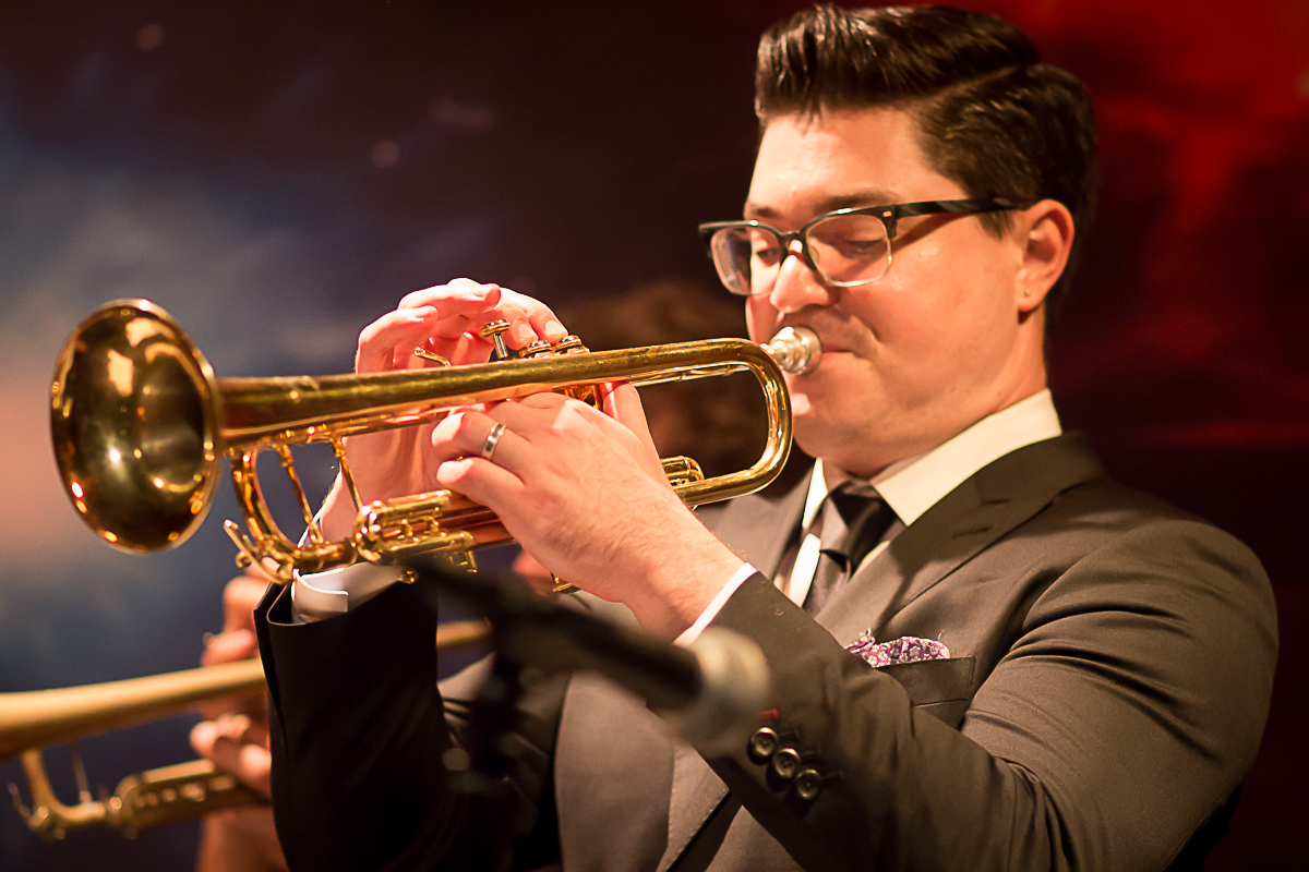 Tatum Greenblatt, Live From New York, Mingus Big Band, Jazz Standard, Sept 19