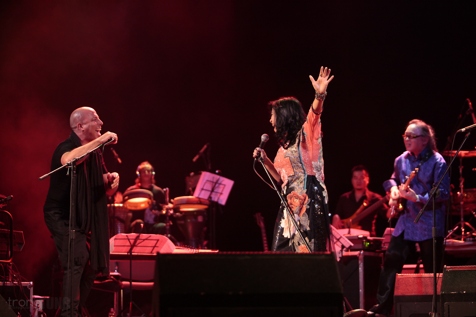 Dhafer Youssef, Thanh Lam, Nguyen Le