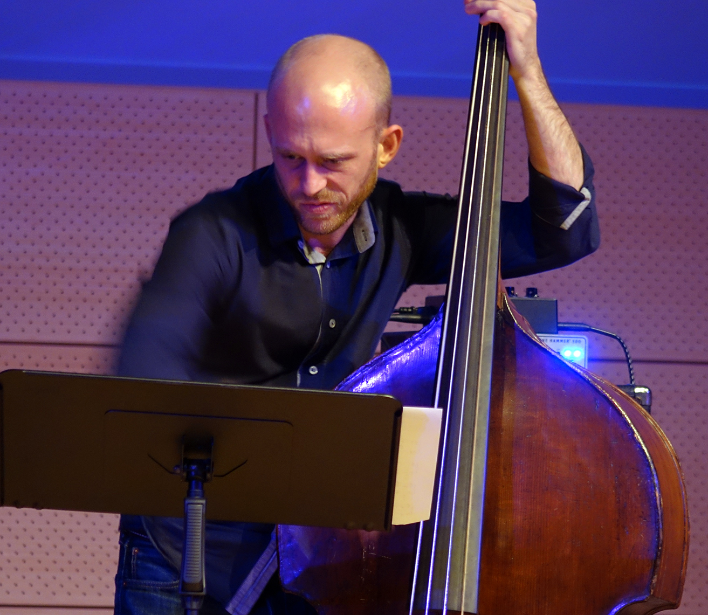 Matt Brewer at NYC Winter JazzFest 2016