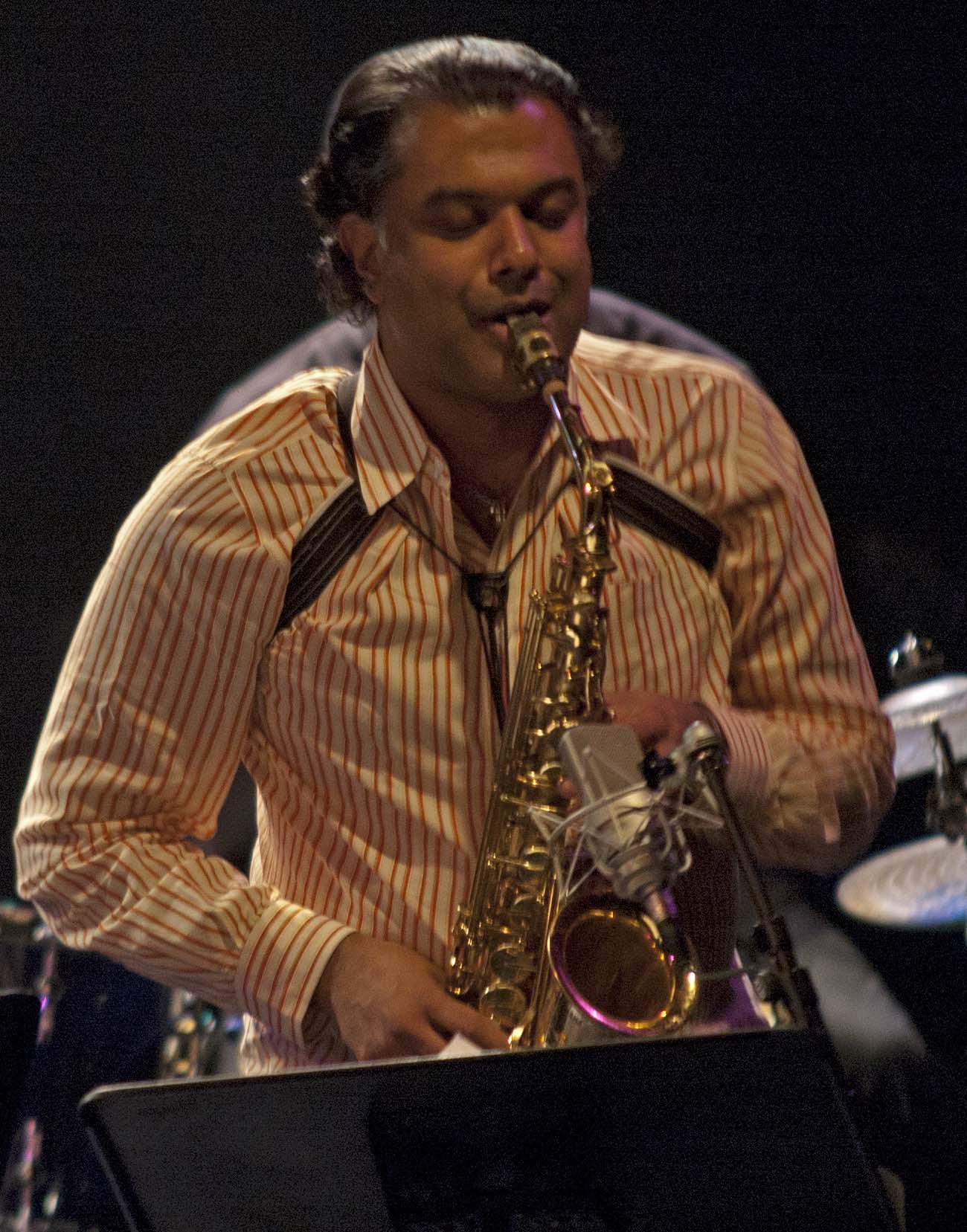 Rudresh Mahanthappa, Montreal Jazz Fest 2011
