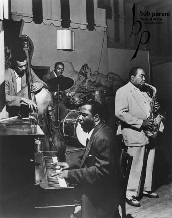 Thelonious Monk & Charlie Parker