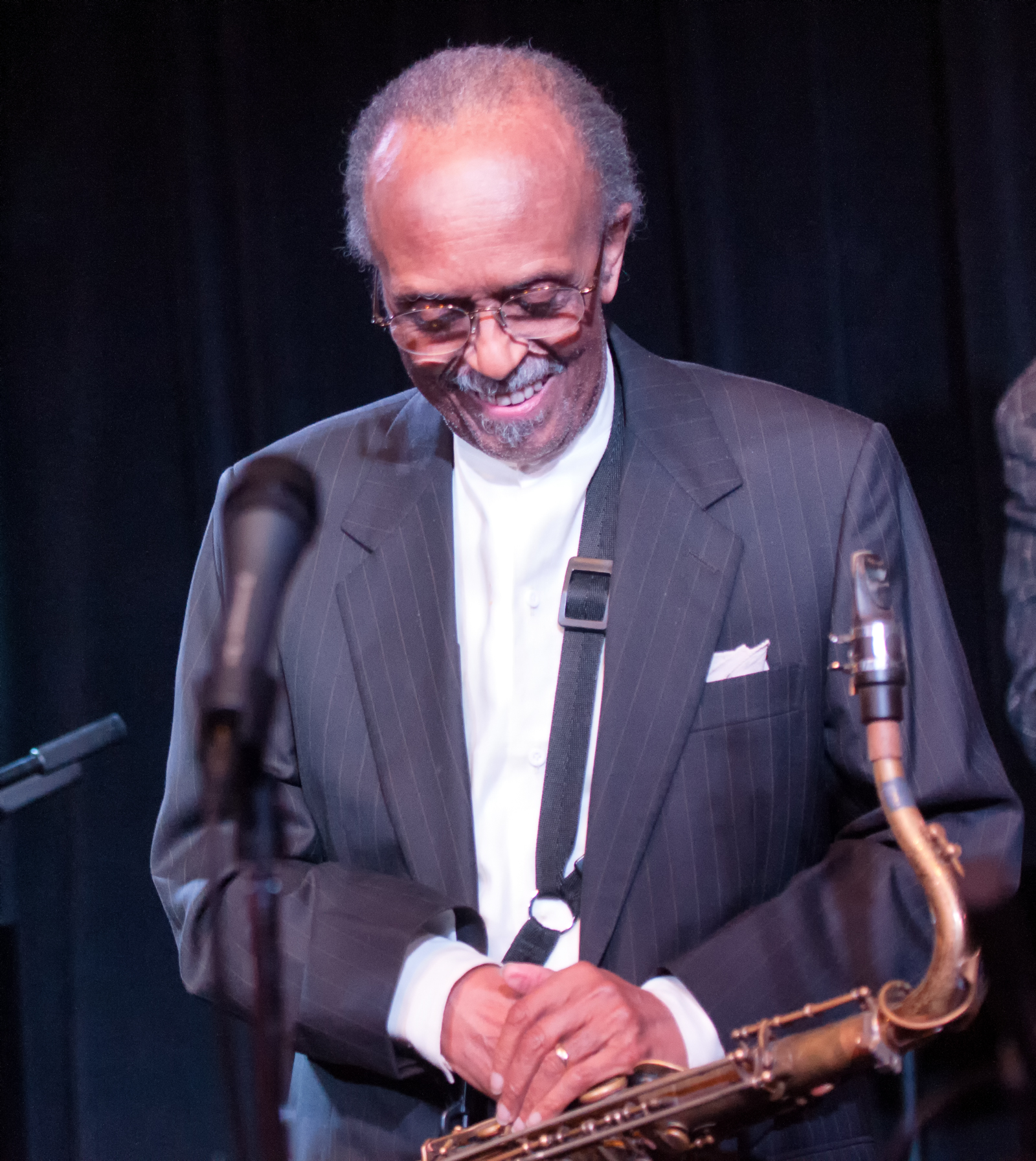 Jimmy Heath At The Nash's Second Anniversary Celebration In Phoenix