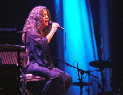 Bebel Gilberto, the Dome, Brighton