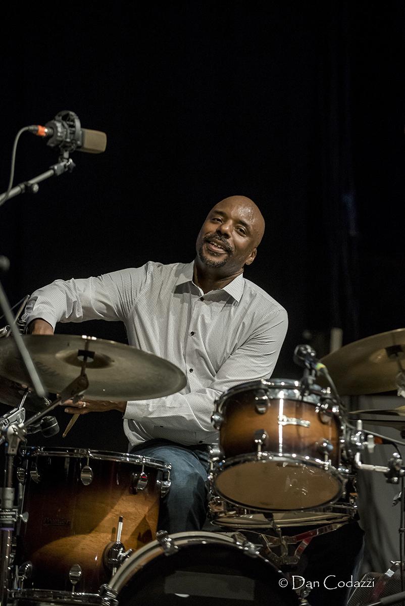 Chad Taylor , Sant'Anna Arresi Jazz Festival 2018