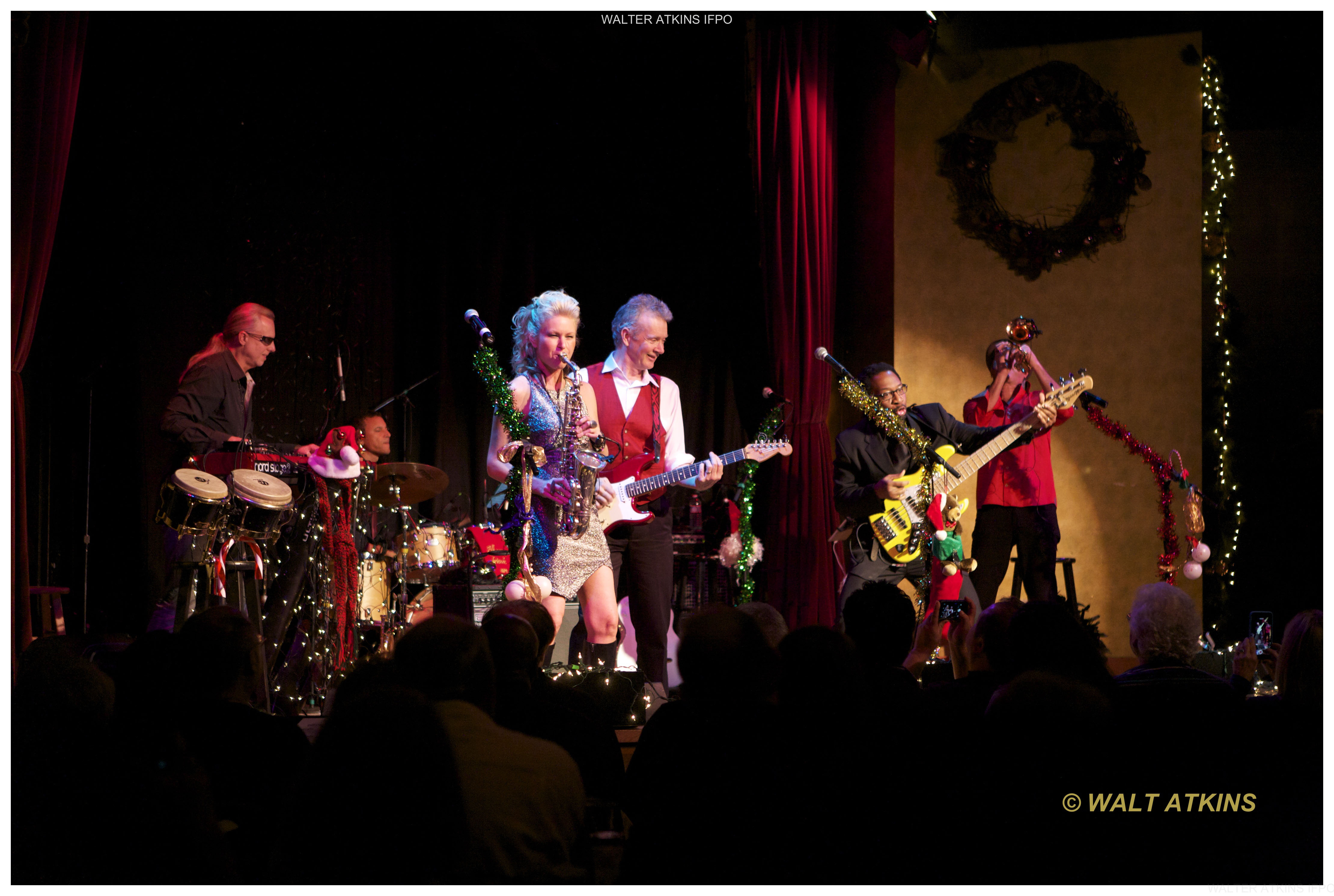 a Peter White Christmas at Yoshi's Oakland