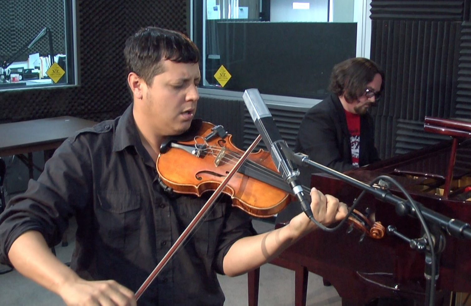 Kvpr Valley Public Radio Performance with Patrick Contreras and Jay Smith