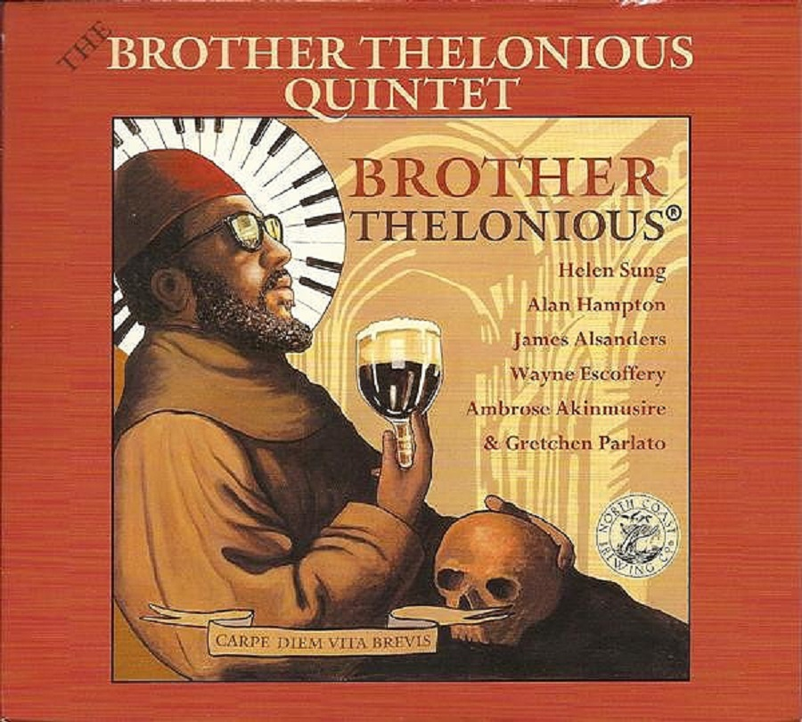 Brother Thelonious Quintet CD