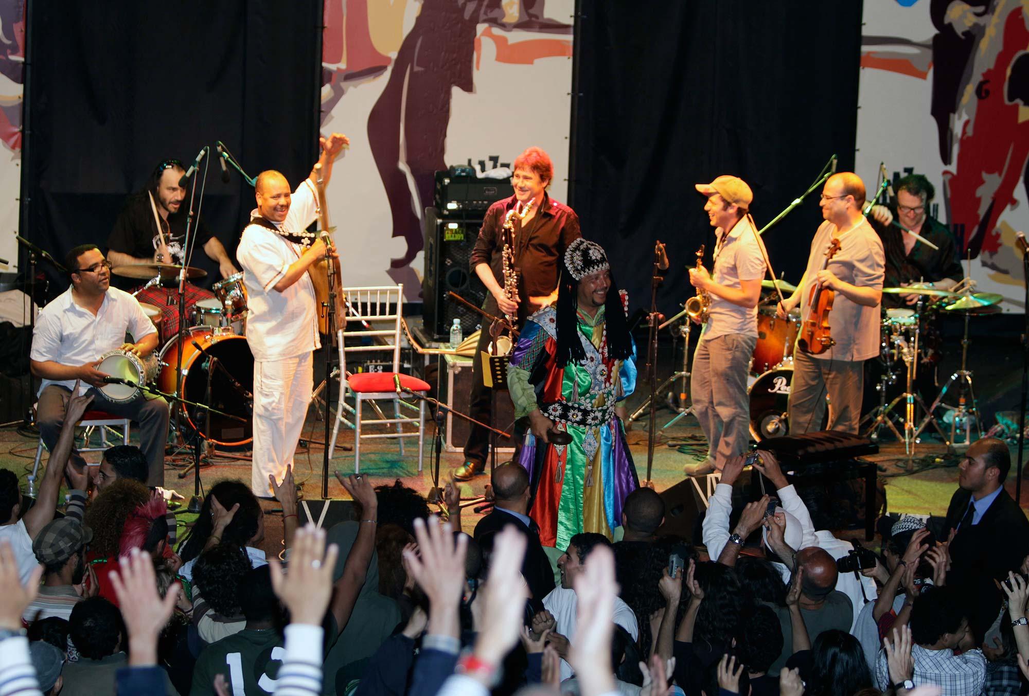 Jazz Au Chellah 2010