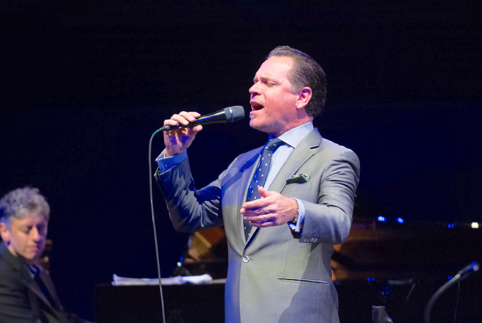 Kurt Elling at Stanford Jazz