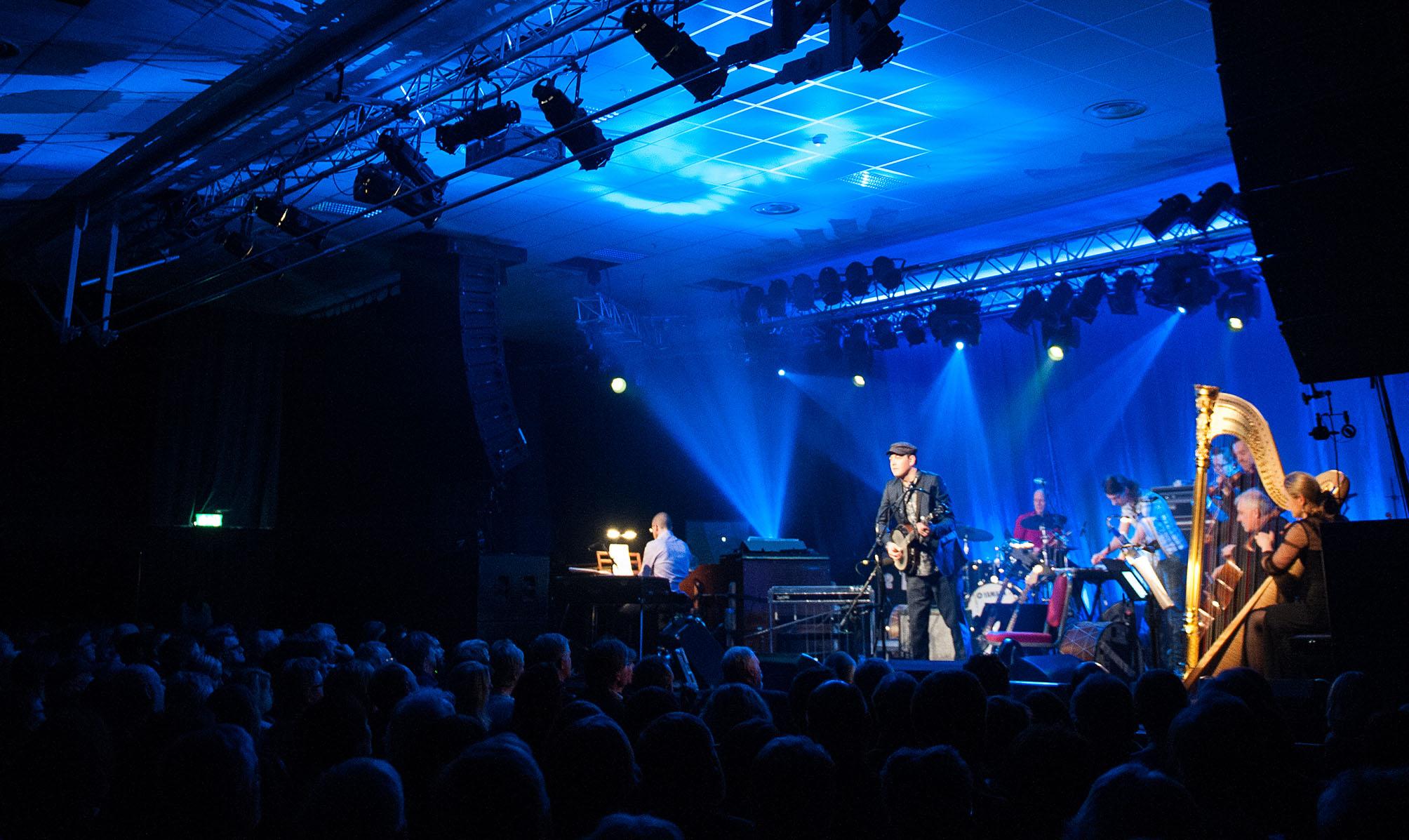 Stian Carstensen Commission, 2013 Vossa Jazz Festival