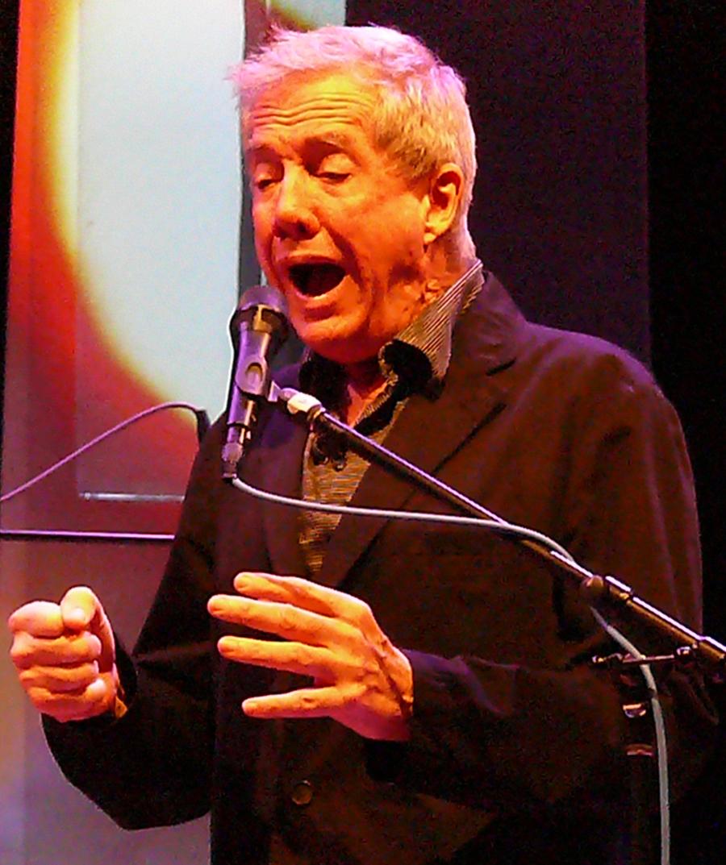 Thomas Buckner at Vision 17