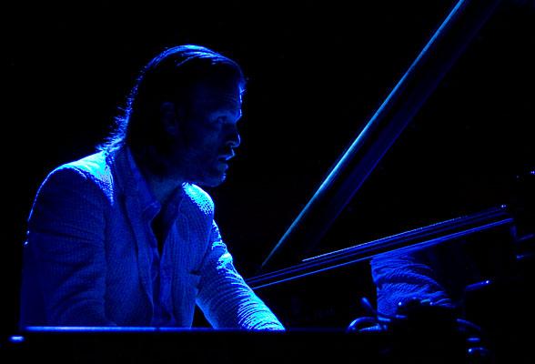 David Thor Jonsson Playing with Skuli Sverrisson @ Punkt 2010
