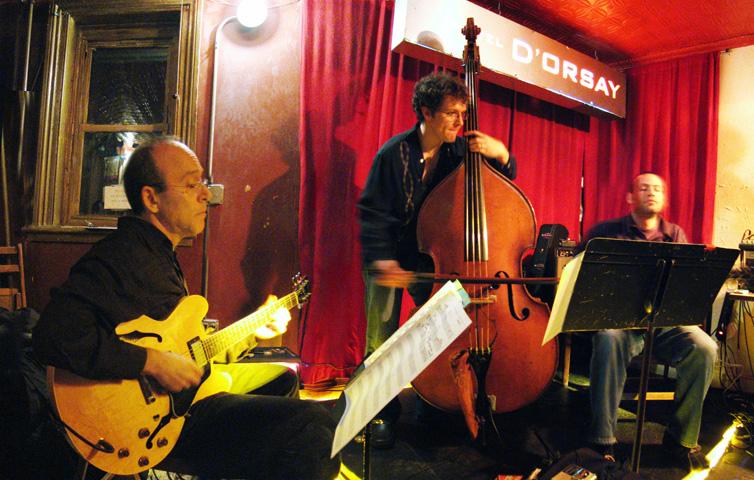 Stephan Crump Rosetta Trio with Liberty Ellman and Jamie Fox - Barbs 2005