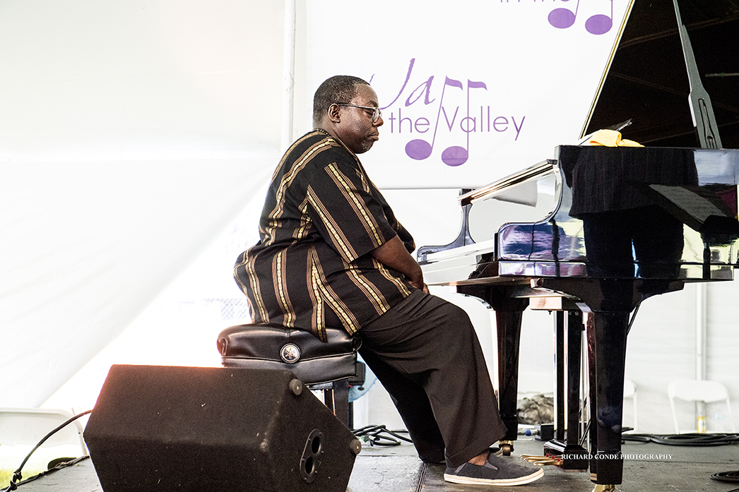 Cyrus Chestnut at the 2017 Jazz in the Valley Jazz Festival