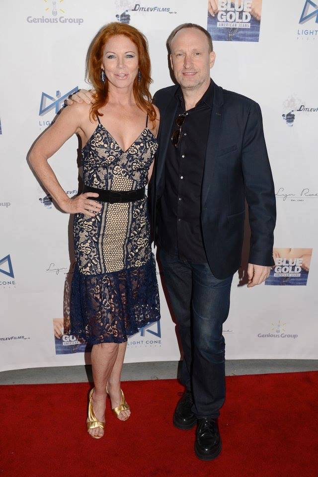 Cynthia Basinet Attends Blue Gold Documentary LA Premiere