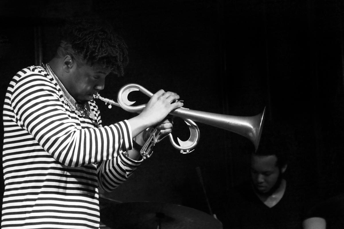 Christian Scott / Scullers Jazz Club