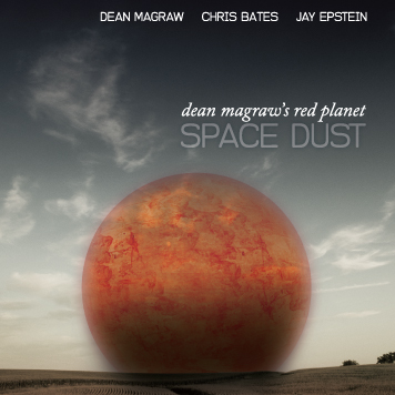 Dean Magraw's Red Planet: 'Space Dust'