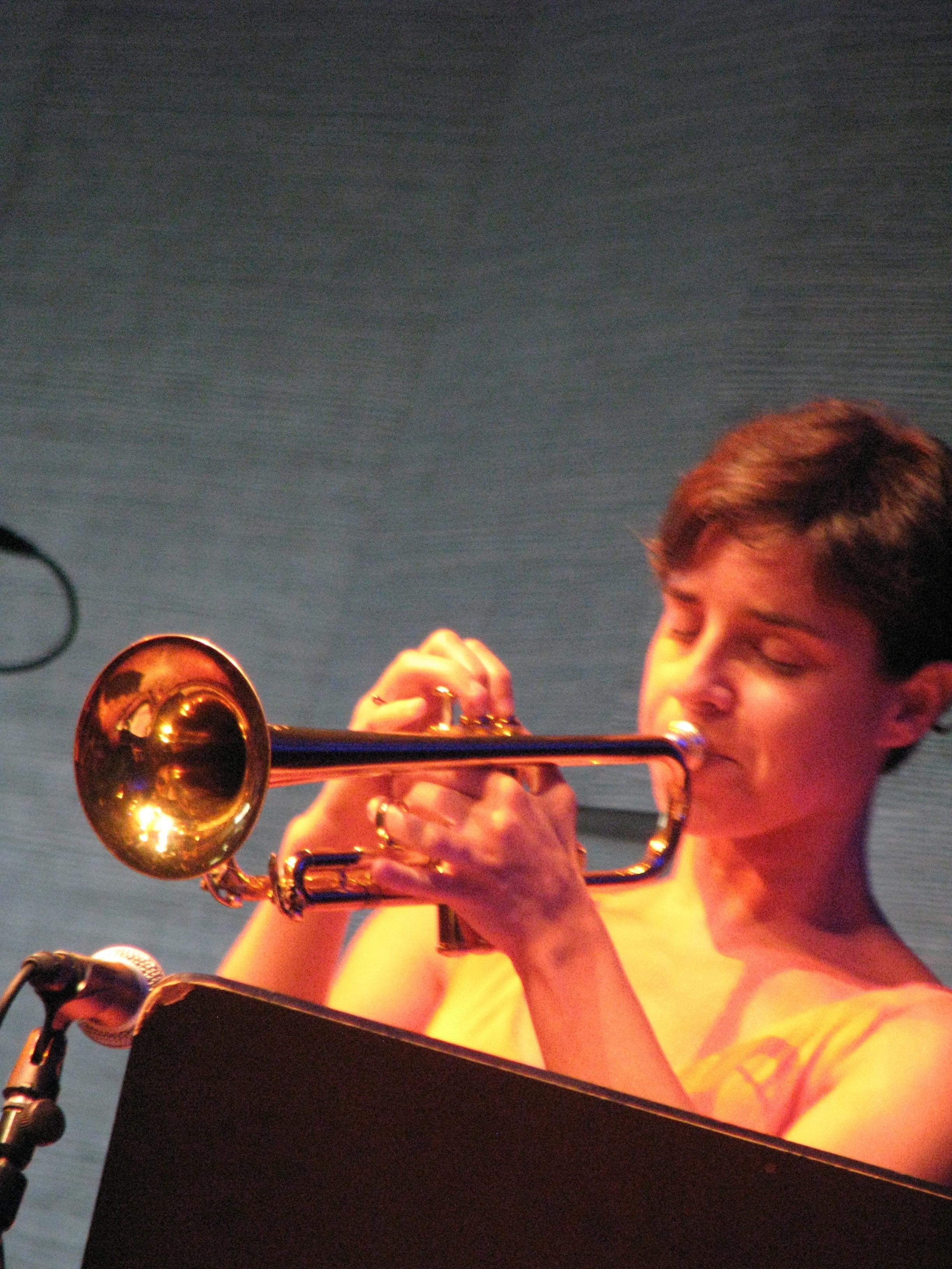 Susana Santos Silva Festival Ljubljana June 2012