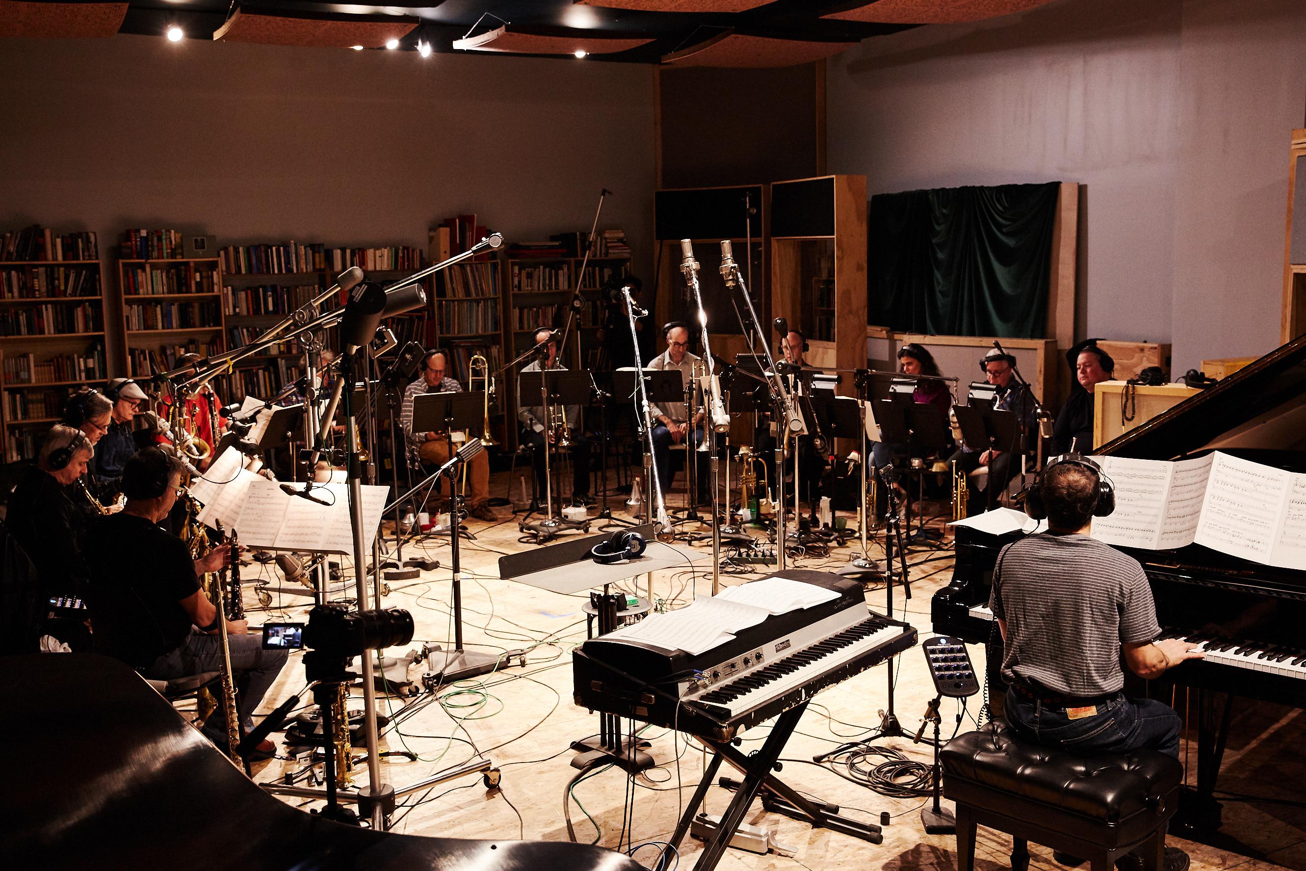 Mike Holober & The Gotham Jazz Orchestra