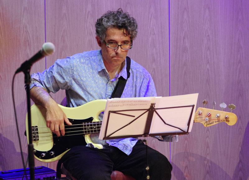 Steve Watts, Adam Glasser Quartet
