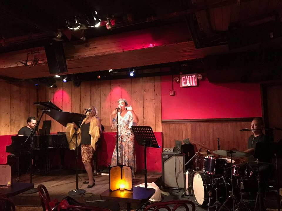 "Grace Garland Special Guest in Leti Garza's ""Build Bridges, Not Walls Tour"" at Rockwood Music Hall"
