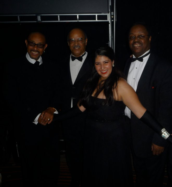 Sacha Boutros, John B. Williams, Llew Mathews and Gerrick King