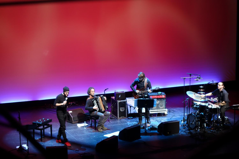 Schaerer Biondini Kalima Niggli Internationales Jazzfestival Münster 2017