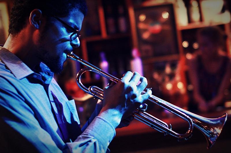 Josh Evans, Smalls Jazz Club, New York