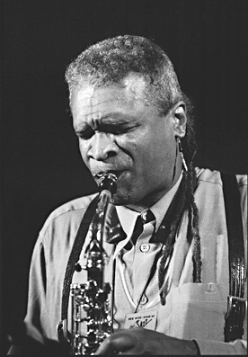 Bobby Watson Was a Member of Art Blakey's Jazz Messengers, as Well as Musical Director from 1977-81.