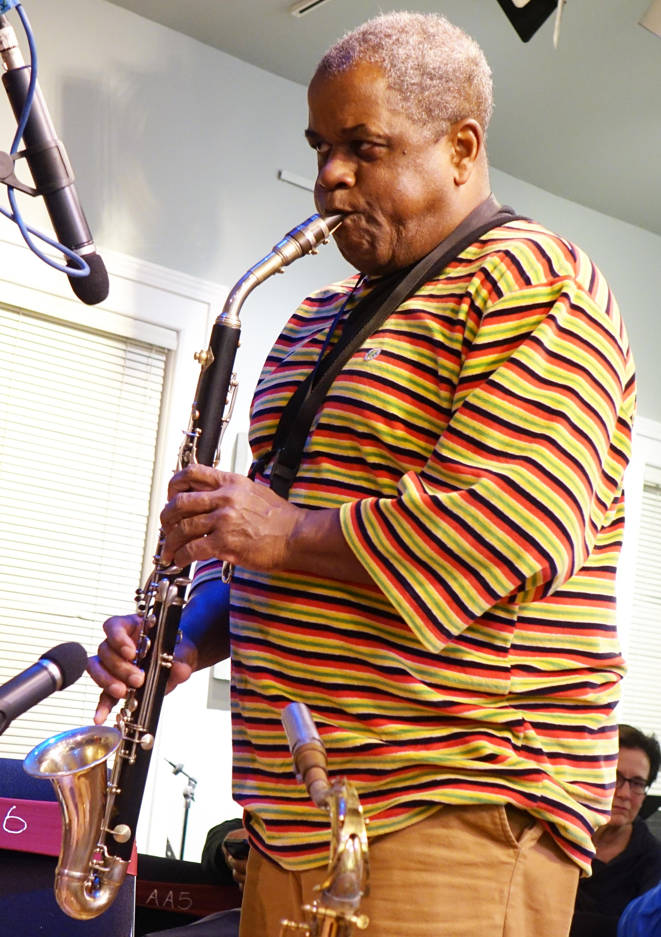 Edward Wilkerson Jr. at Edgefest 2018