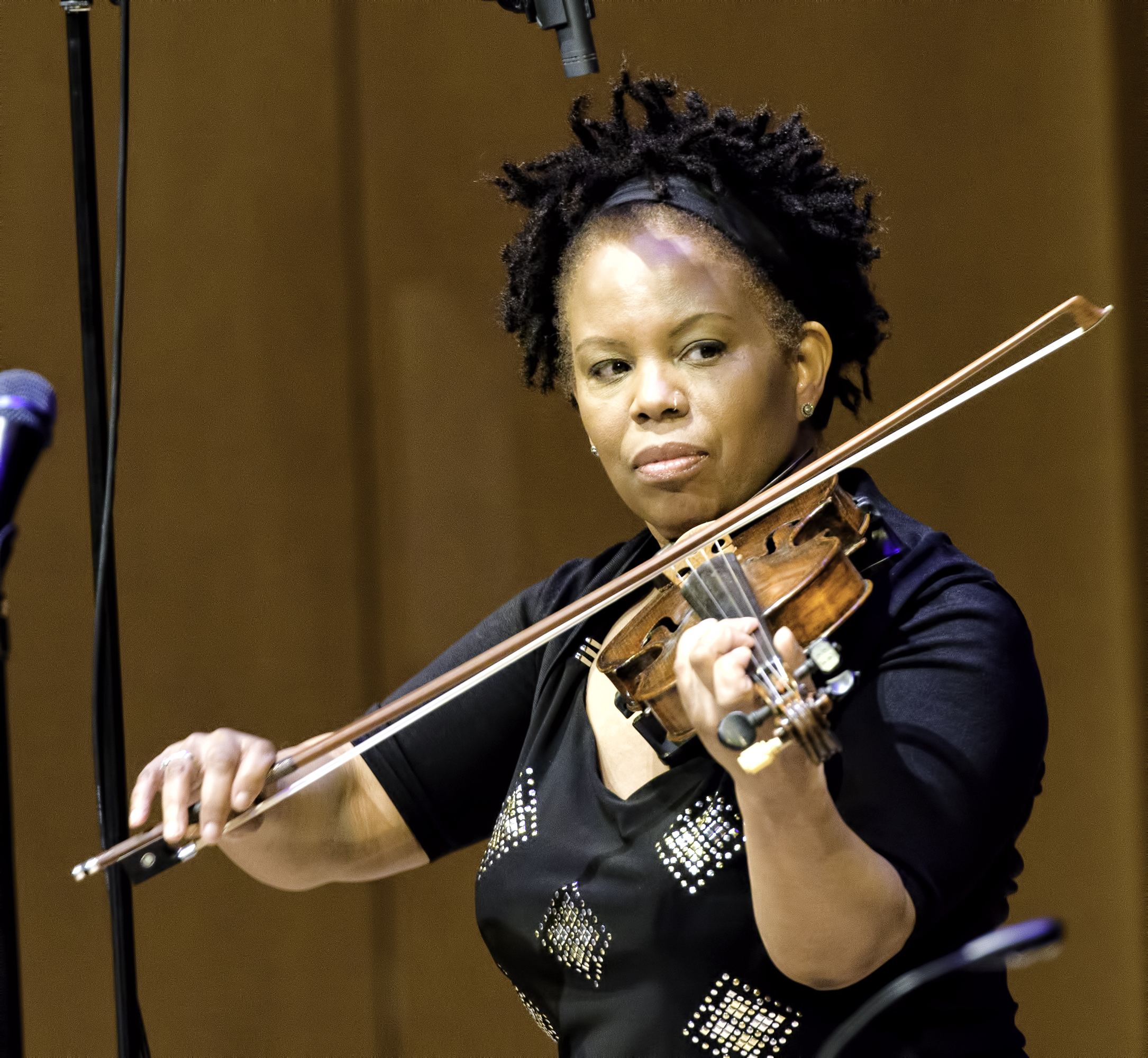 Regina Carter at the Musical Instrument Museum (MIM) Phoenix