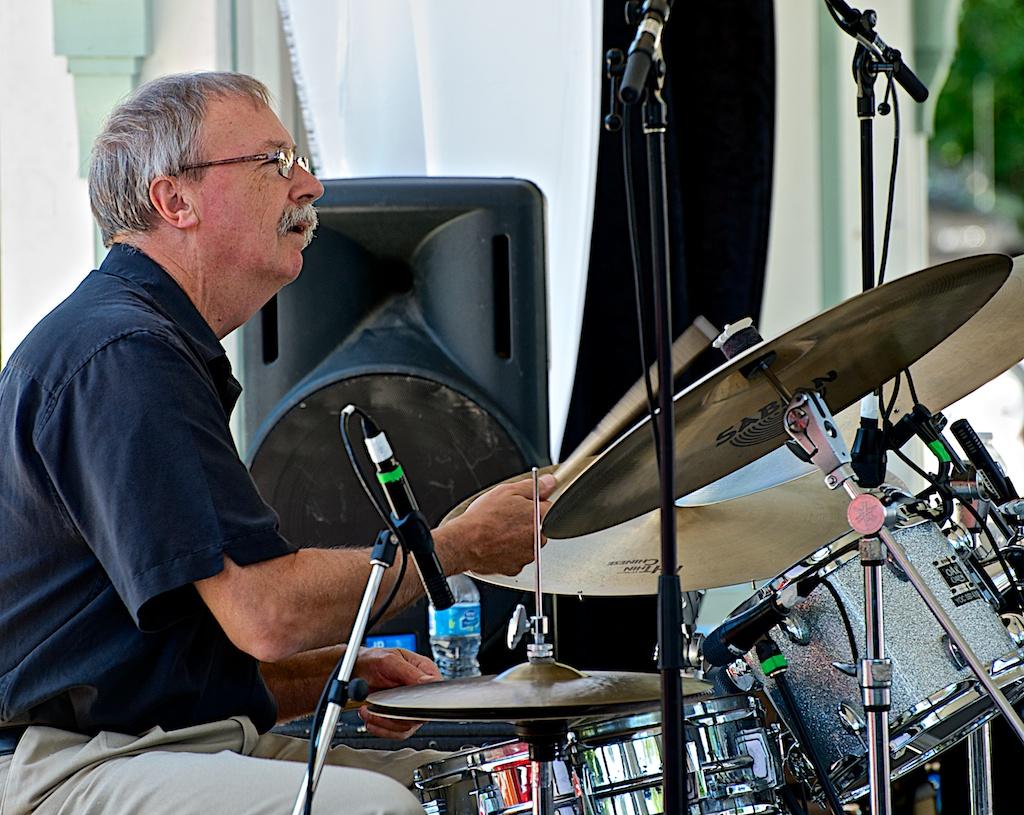 Barry Elmes - Barry Elmes Quintet - Markham Jazz Festival 2012