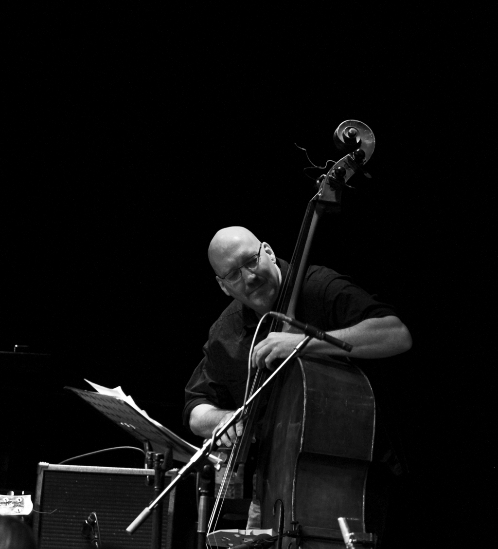 Scott Colley on Valby Summer Jazz 2012